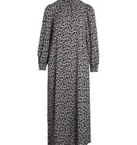 Co'couture Co'Couture Cleo Floor Dress Mokka