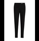 Co'couture Co'Couture Ulrica zip pantalon zwart