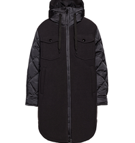 Goldbergh Goldbergh Cover jacket zwart