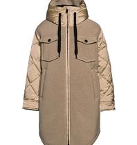 Goldbergh Goldbergh Cover jacket desert