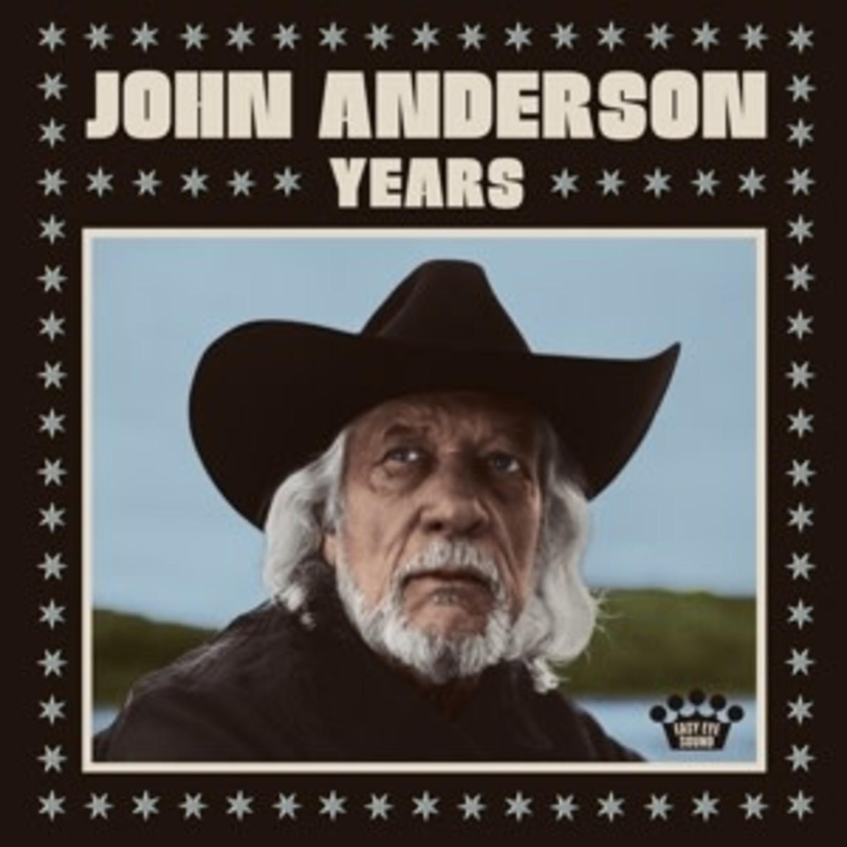 ANDERSON_ JOHN  - Years   (VINYL)