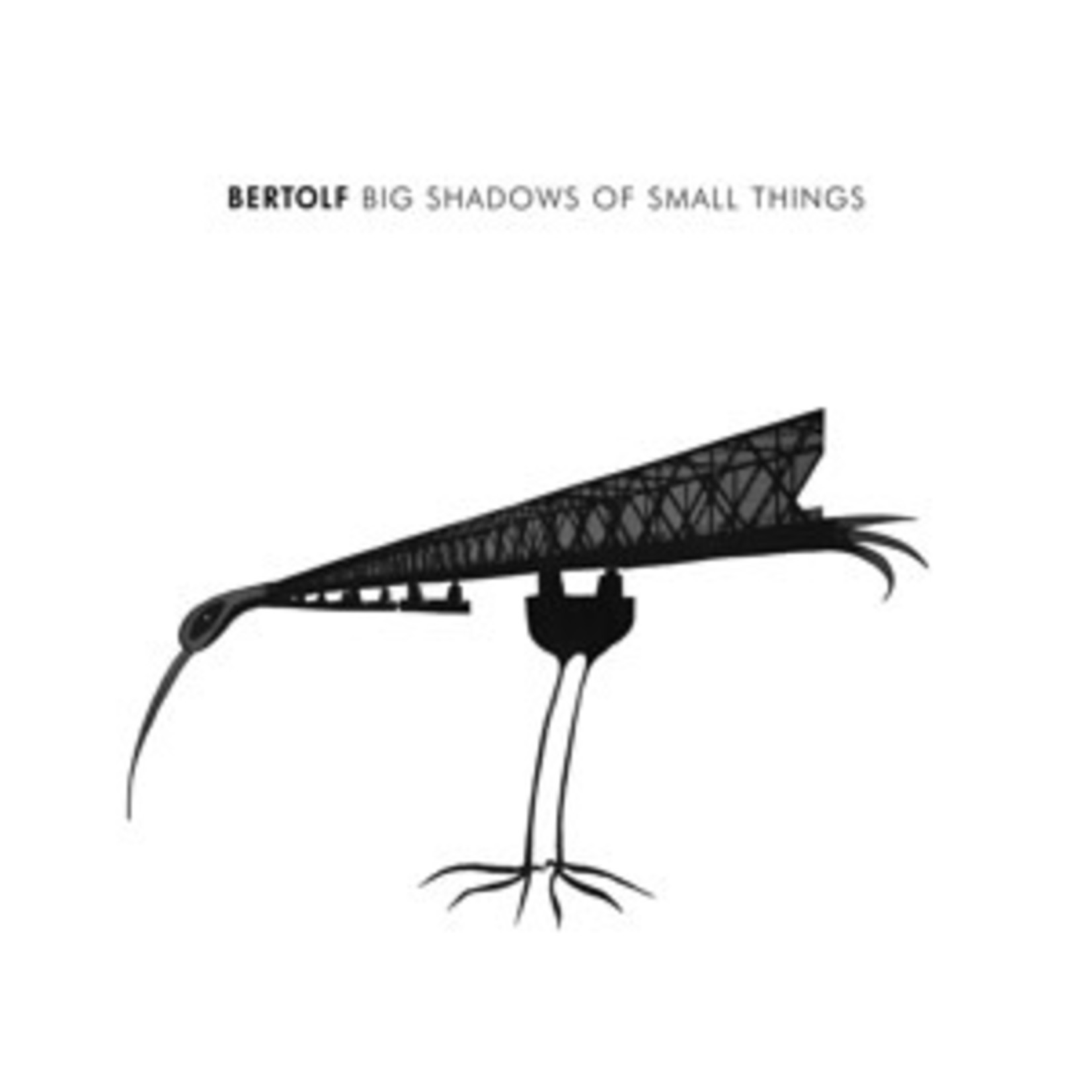 BERTOLF  - Big Shadows of Small Things   (VINYL)