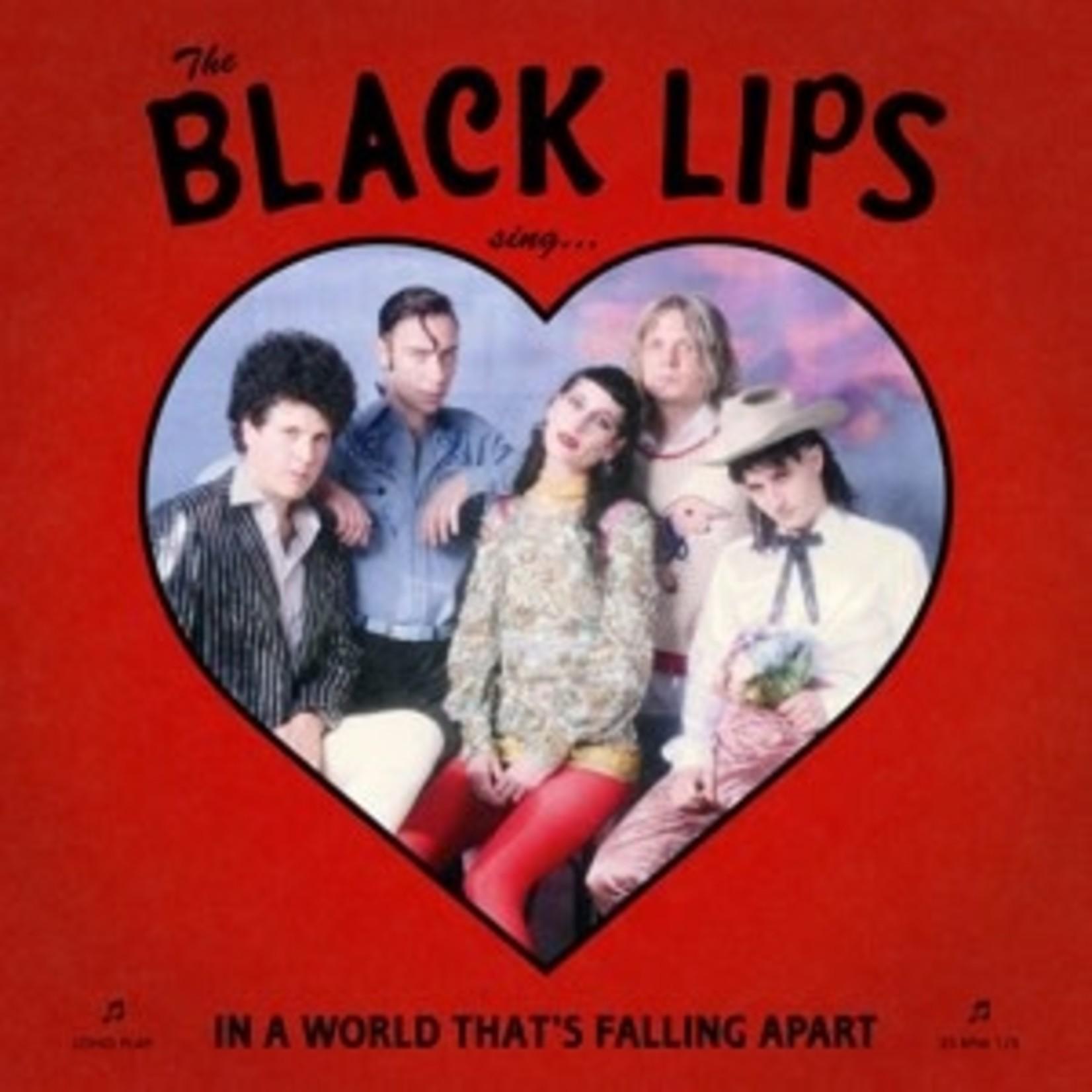 Black Lips - Sing In a World That's Falling Apart  (VINYL)
