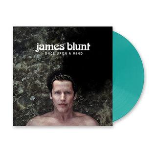 BLUNT_ JAMES  - Once Upon a Mind  Transparant green ltd. (VINYL)