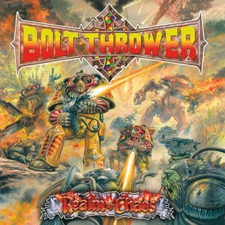 Bolt Thrower - Realm Of Chaos -Ltd- (VINYL)