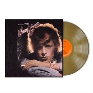 BOWIE_ DAVID - Young Americans  Indie Only_ Coloured Vinyl_ Anniversary Edition_ Reissue_ Limited Edition   (VINYL)