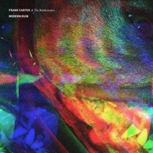 CARTER_ FRANK & THE RATTLESNAKES  - Modern Ruin  Gatefold Blood Red & Milk Vinyl (Bnl Indie Stores Only) (VINYL)