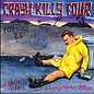 CRASH KILLS FOUR  - A Raincoat and Shoes and Pornographic   (VINYL)