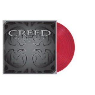 CREED  - Greatest Hits  red vinyl (VINYL)