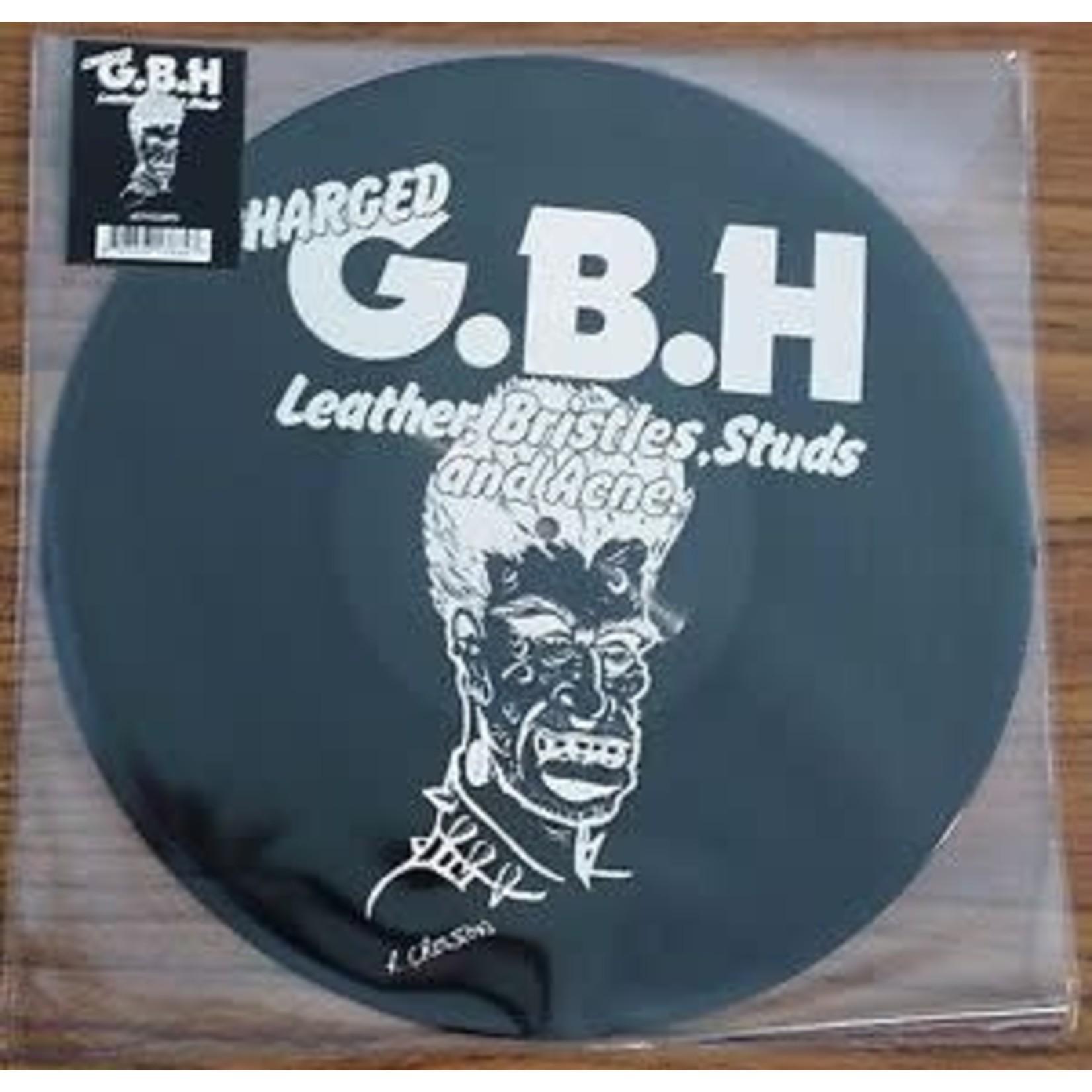 G.B.H. - Leather Bristles.... Picture Disc   (VINYL)