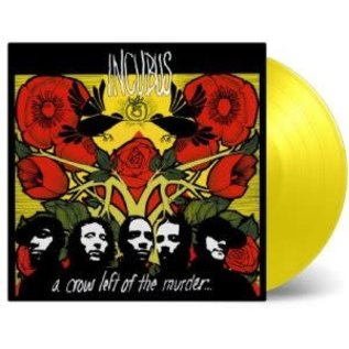 INCUBUS  - A Crow Left of the Murder  Gatefold/2000cps Transparent Yellow (VINYL)