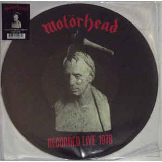 Motorhead - What's Words Worth? Picture disc (VINYL)