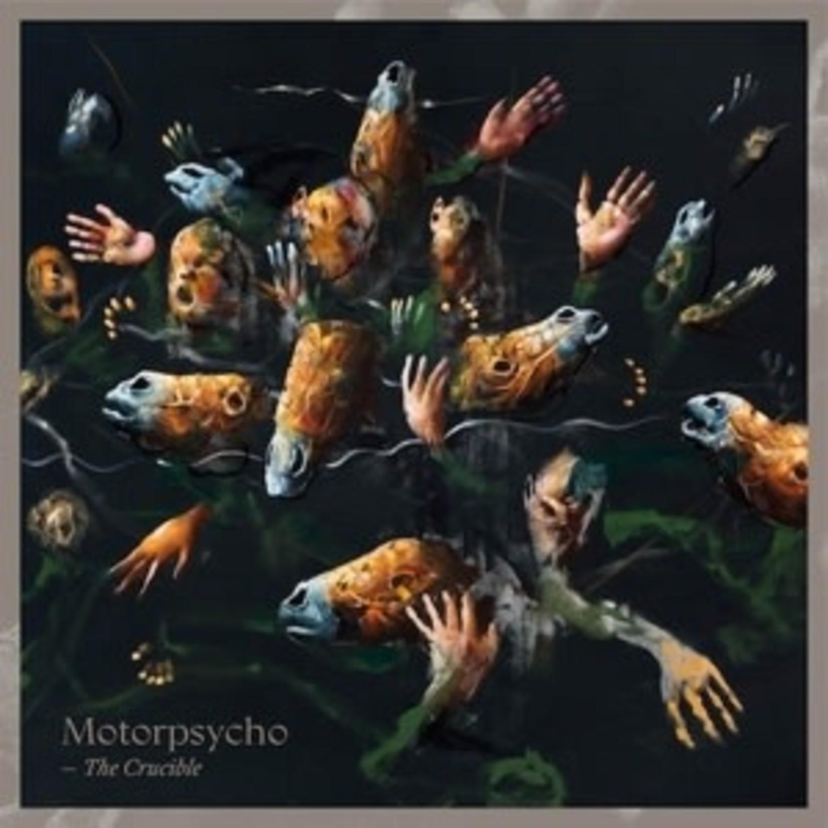 MOTORPSYCHO  - Crucible   (VINYL)