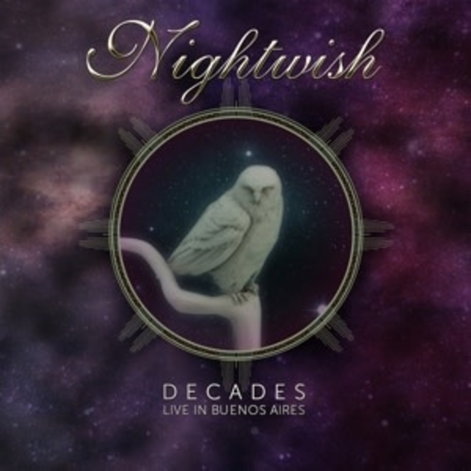 NIGHTWISH - Decades: Live In Buenos Aires (3LP) Incl. 8-Page Booklet Limited Edition   (VINYL)