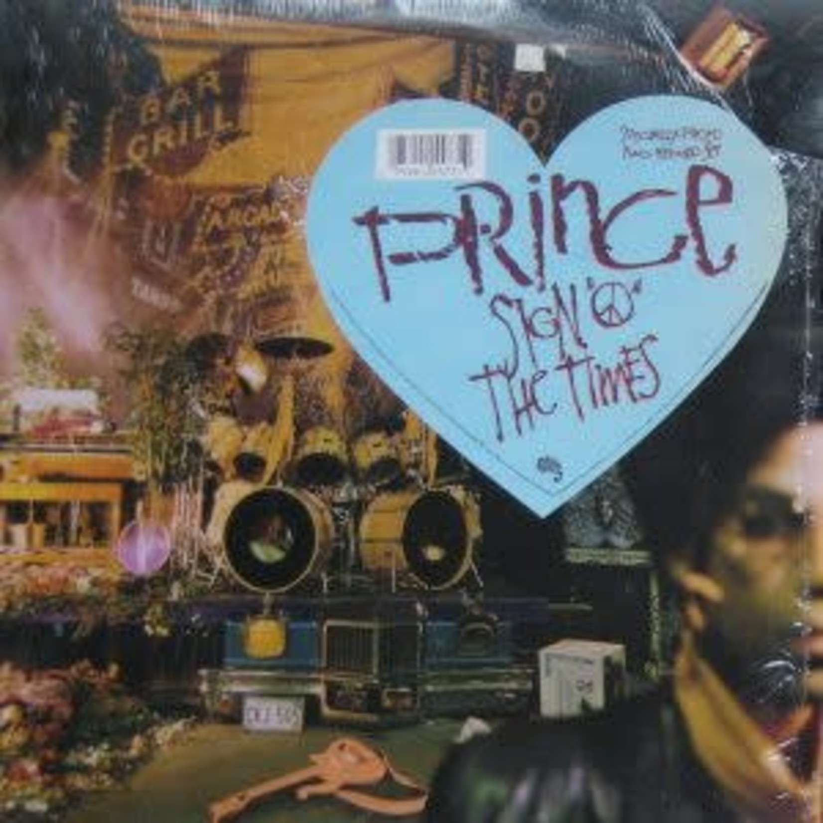 PRINCE-SIGN O' THE TIMES -HQ-  (VINYL)