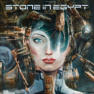 STONE IN EGYPT - Stone in Egypt. Limited Edition Black Vinyl.   (VINYL)