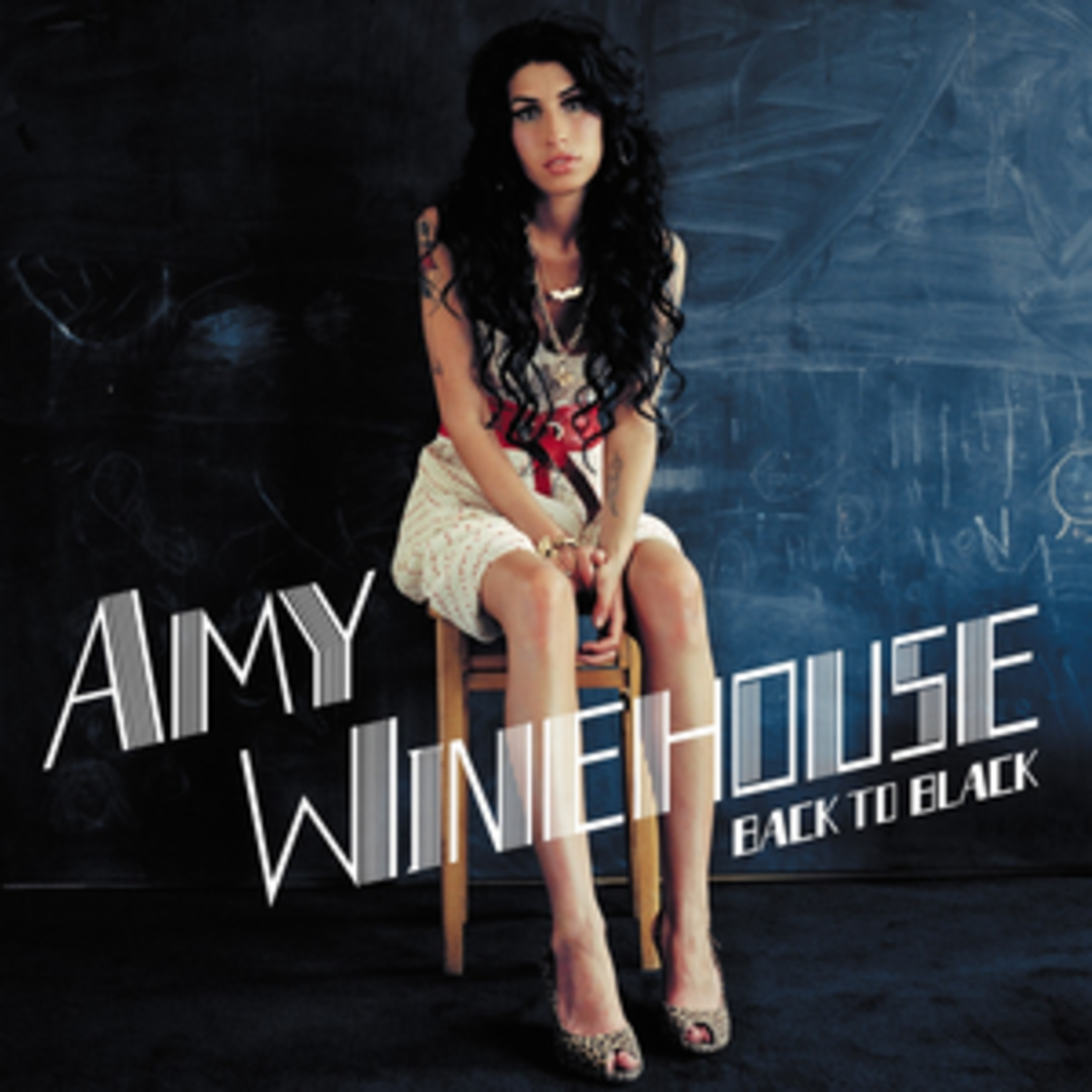 Winehouse_ Amy - Back to Black  (VINYL)