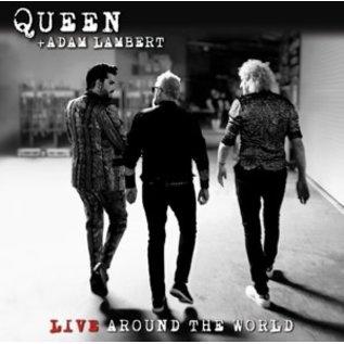QUEEN & ADAM LAMBERT Live Around the World  (VINYL)