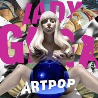 LADY GAGA - Artpop   (VINYL)