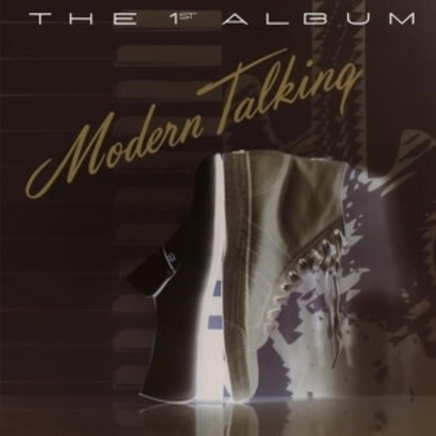 MODERN TALKING  - First Album  Coloured Vinyl_ High Quality_ Insert_ Anniversary Edition   (VINYL)