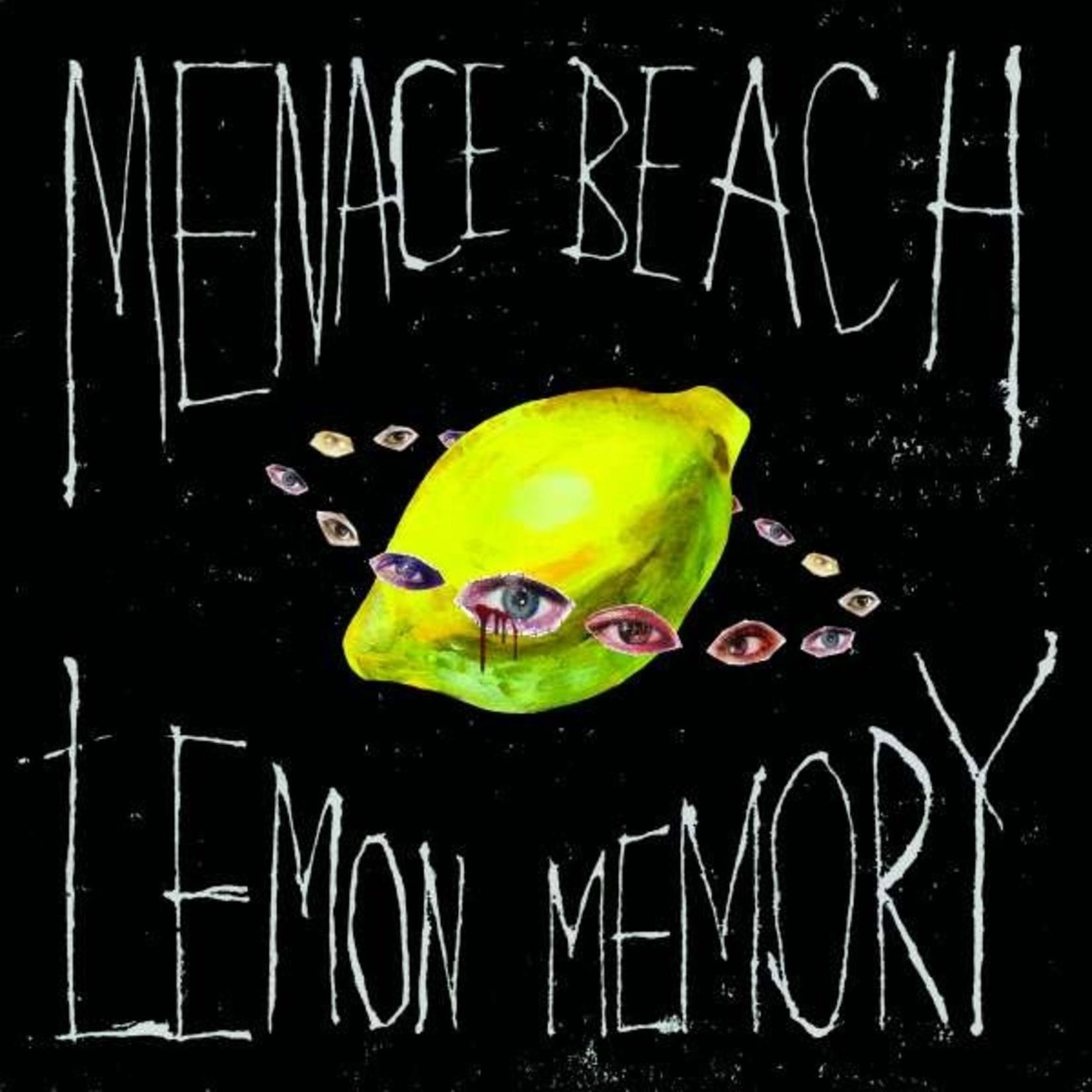 Menace Beach - Lemon Memory (Limited-Edition)   (VINYL)