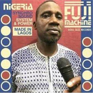 Nigeria Fuji Machine Synchro Sound System & Power   (VINYL)