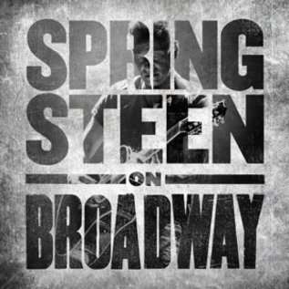 SPRINGSTEEN_ BRUCE - On Broadway (4LP Clear Plastic O-Card Sleeve / Incl. Download)   (VINYL)