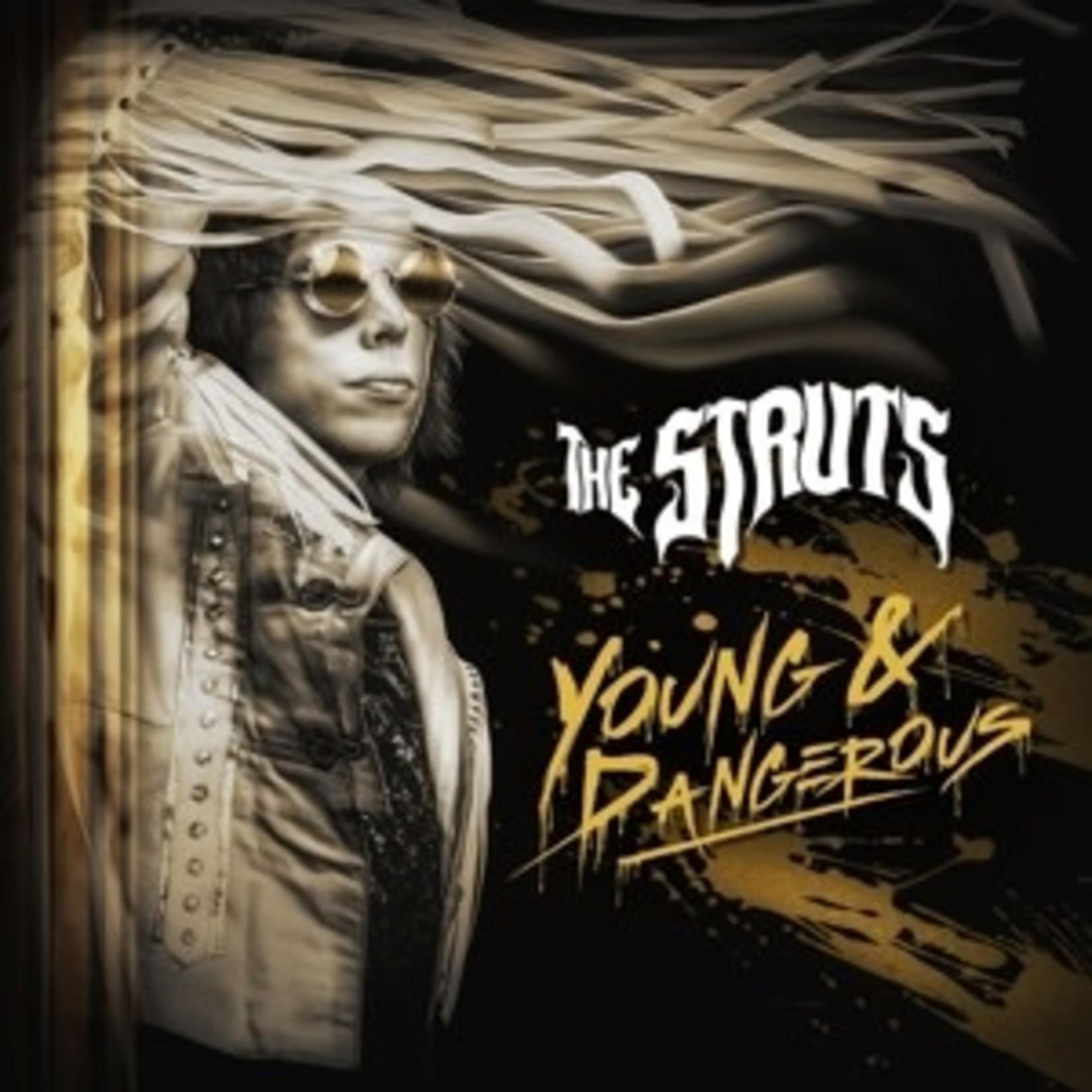 STRUTS_ the -  Young & Dangerous   (VINYL)