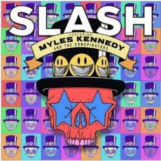 Slash feat. Myles Kennedy &amp_ The Conspirators - Living The Dream   (VINYL)