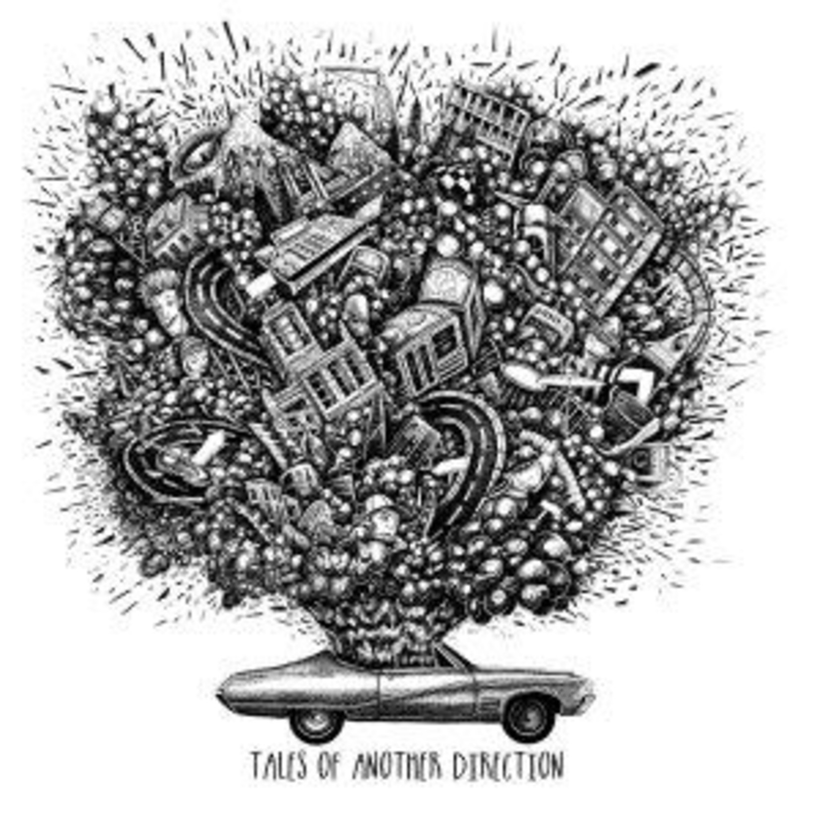 V/A - Tales of Another Direction   (VINYL)