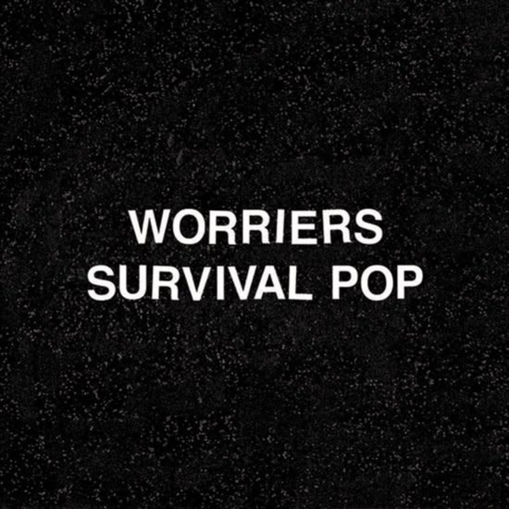 Worriers - Survival pop   (VINYL)