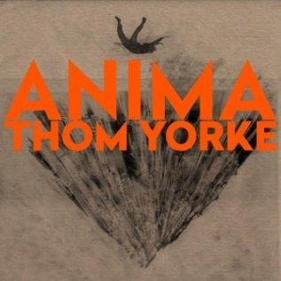 YORKE_ THOM  - Anima  (zwart vinyl)   (VINYL)