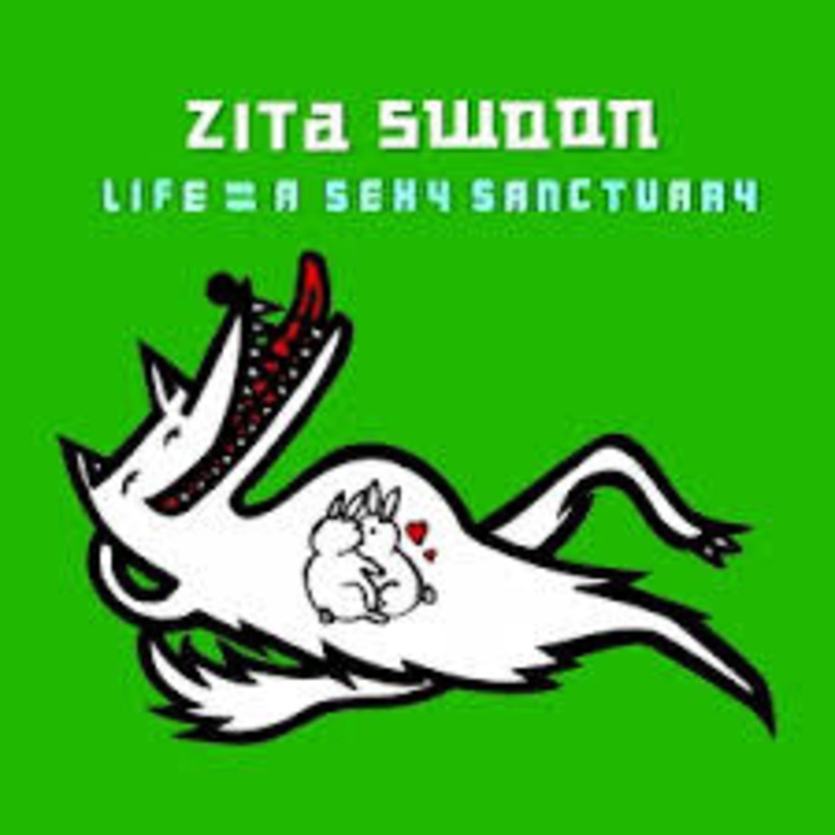 Zita Swoon - Life = A Sexy Sanctuary -Coloured-   (VINYL)