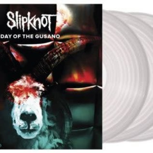 SLIPKNOT  - Day of the Gusano (3LP +DVD) Transparent vinyl (Limited)   (VINYL)