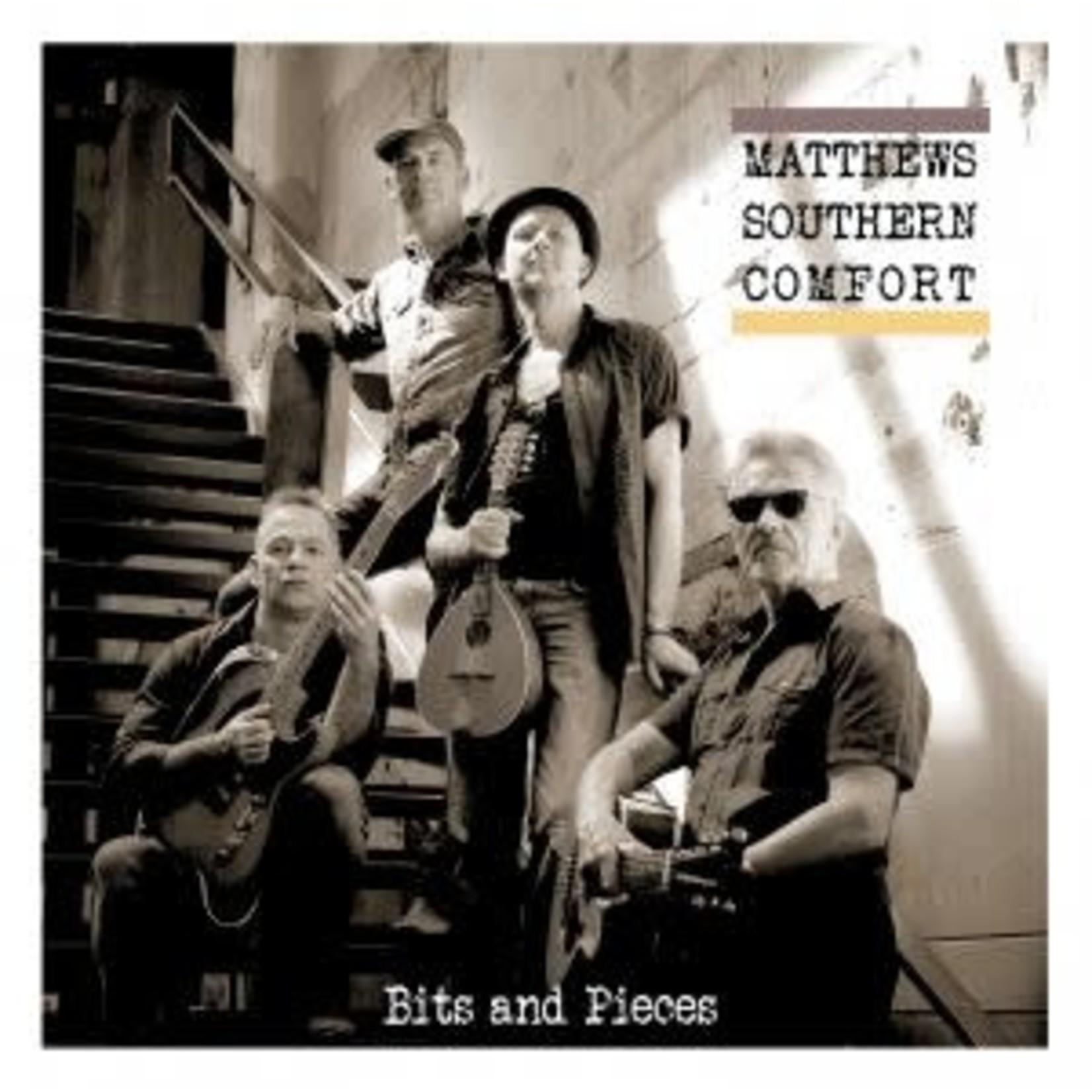 Matthews Southern Comfort - Bits and Pieces (10''white vinyl)   (VINYL)