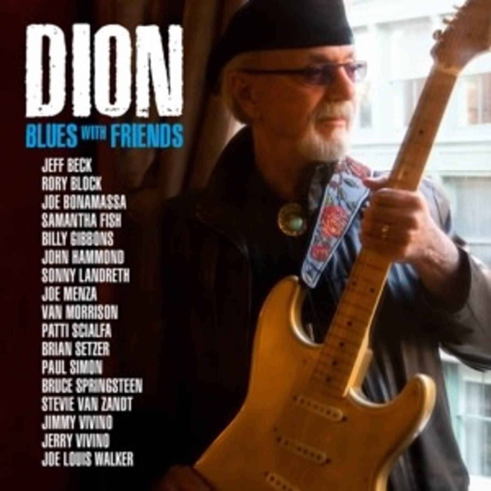 DION - Blues With Friends   (VINYL)