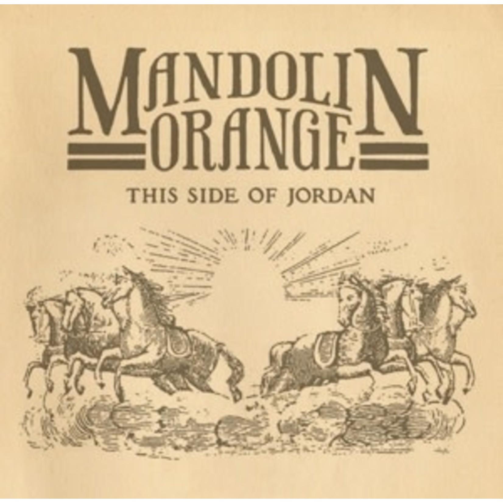 MANDOLIN ORANGE - This Side of Jordan   (VINYL)