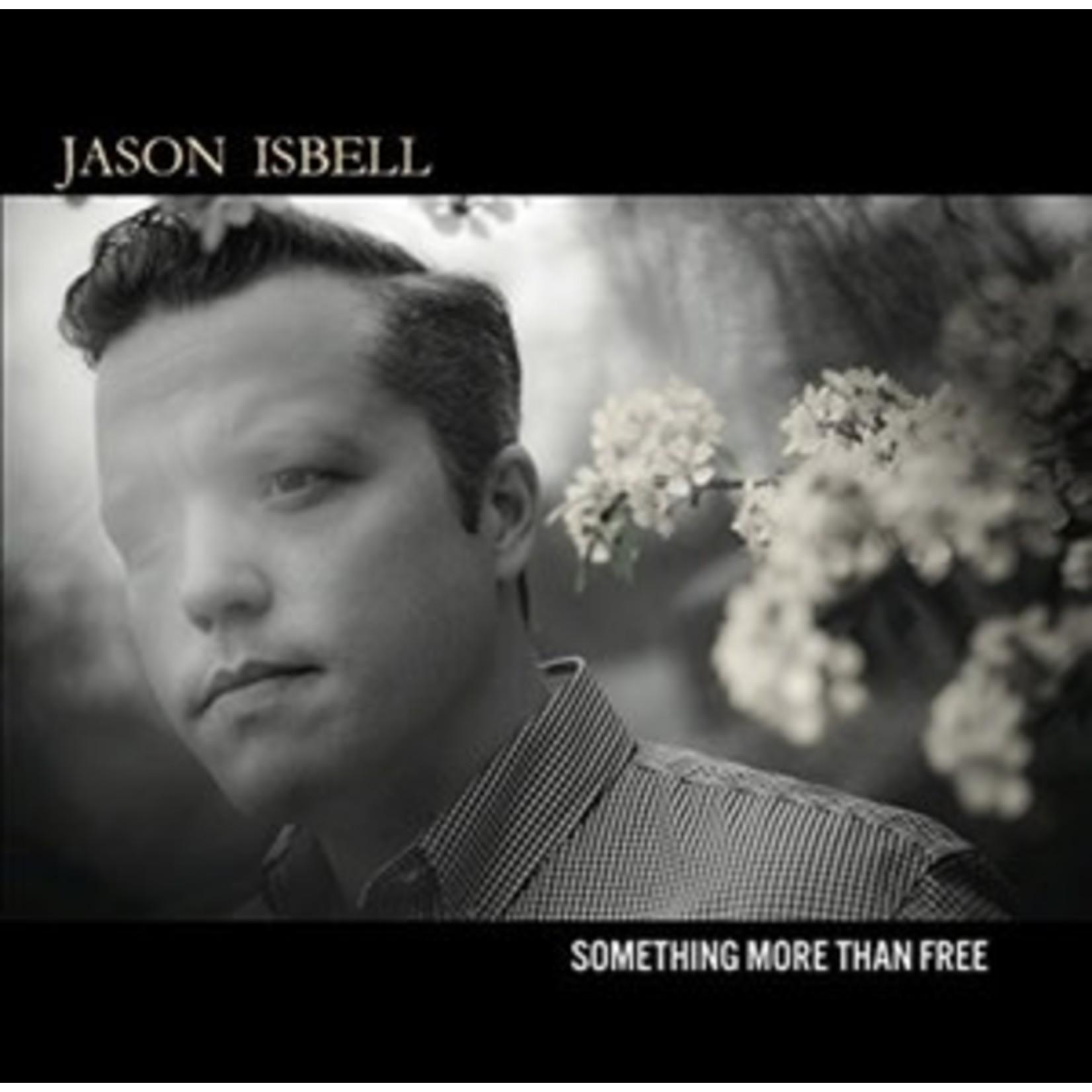 ISBELL_ JASON - Something More Than Free   (VINYL)