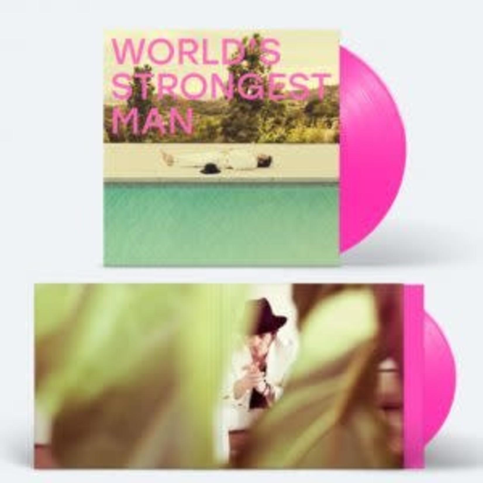 Coombes_ Gaz - World's Strongest -Coloured-   (VINYL)