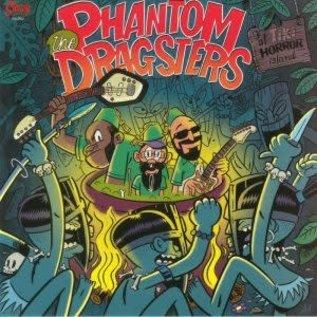 Phantom Dragsters_ the - At Tiki horror island   (VINYL)