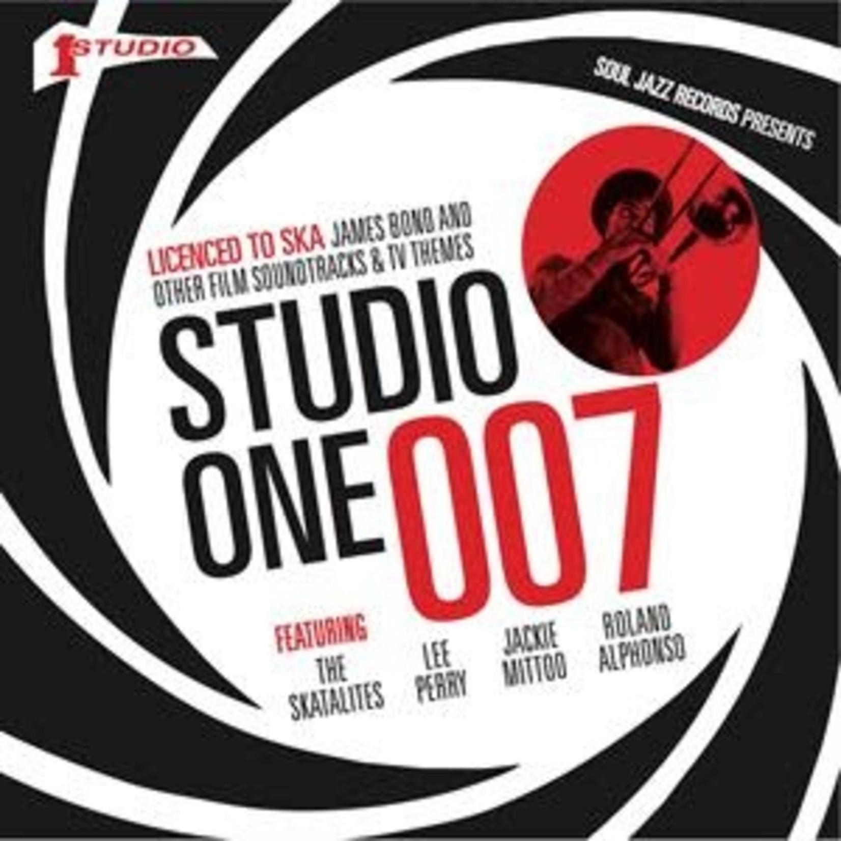V/A  - Studio One 007 Licensed To Ska! 5 x 7''  (VINYL)