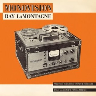 LAMONTAGNE_ RAY  - Monovision   (VINYL)