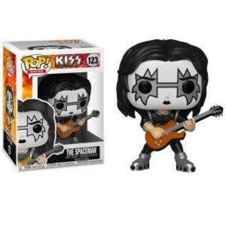 Kiss POP! Rocks Vinyl Figure Spaceman 9 cm nr 123