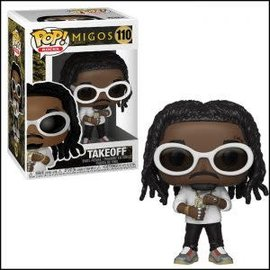 Migos POP! Rocks Vinyl Figure 9 cm nr 110