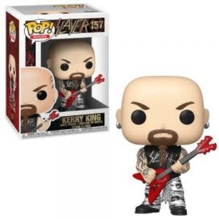 Slayer / Kerry King POP! Rocks Vinyl Figure 9 cm nr 157