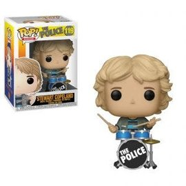 The Police POP! Rocks Vinyl Figure Stewart Copeland 9 cm nr 119
