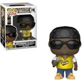 Notorious B.I.G. POP! Rocks Vinyl Figure 9 cm nr 78