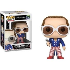 Elton John POP! Rocks Vinyl Figure 9 cm nr 63