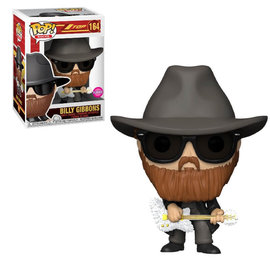ZZ Top Billy Gibbons POP! Rocks Vinyl Figure 9 cm nr 164