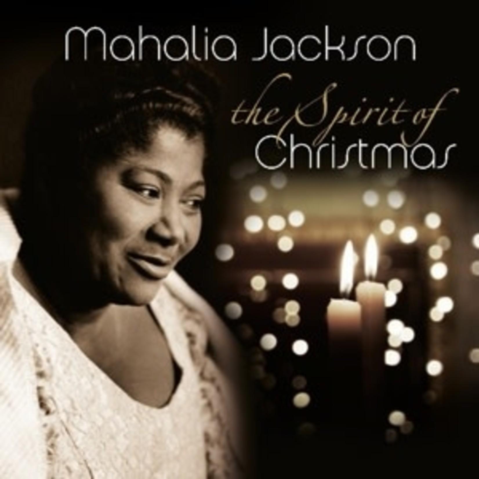 JACKSON_ MAHALIA - SPIRIT OF.. -COLOURED-   (VINYL)